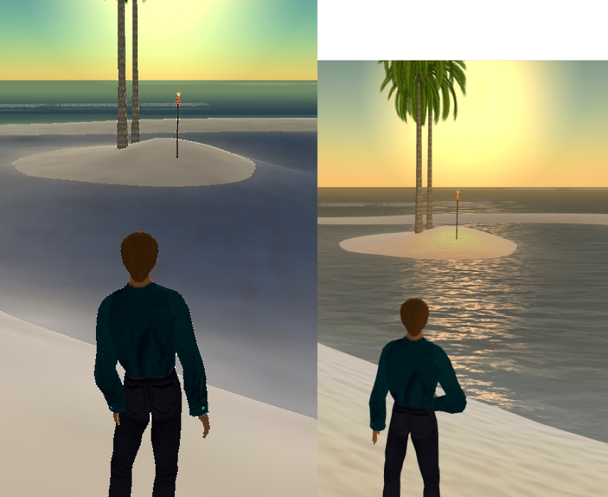 A tale of two graphics cards in Second Life